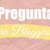 Book Tag: 12 preguntas para Bloggers