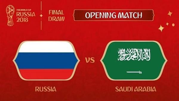 مشاهدة مباراة روسيا والسعودية بث مباشر بتاريخ 14/06/2018 كأس العالم