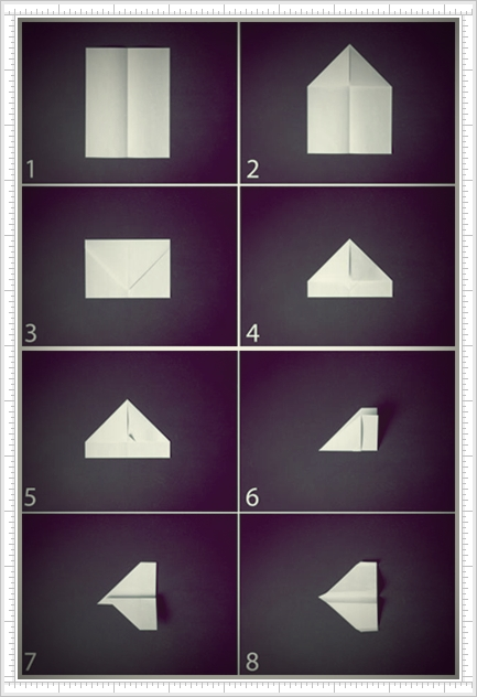 Contoh Procedure Text How To Make A Paper Airplane Dan Artinya