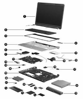 HP G60 Service Manual