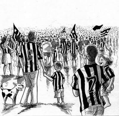 Brasil x Alemanha será um excelente aperitivo para o jogo principal entre Botafogo x Sport