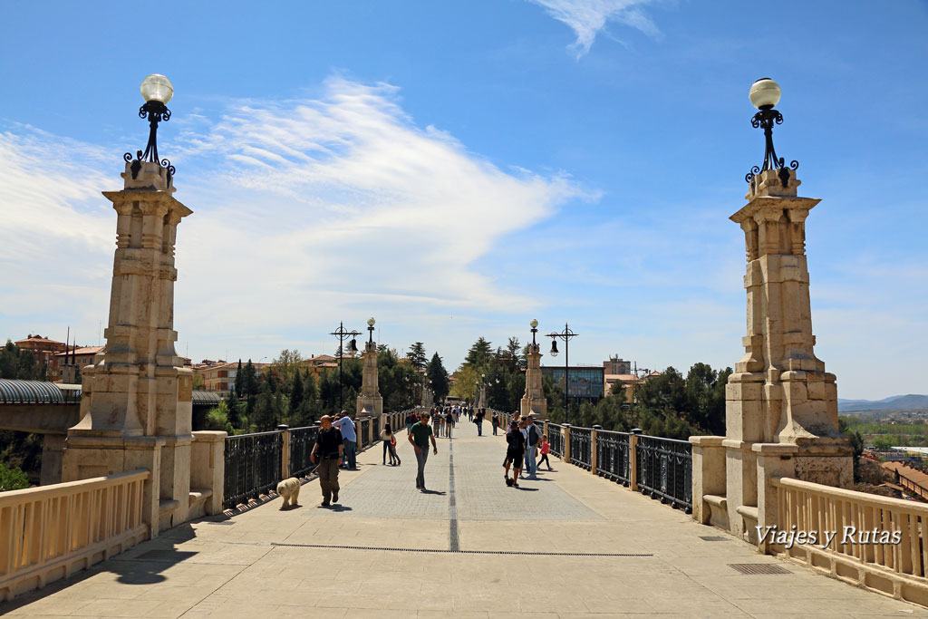 Viaducto viejo, Teruel