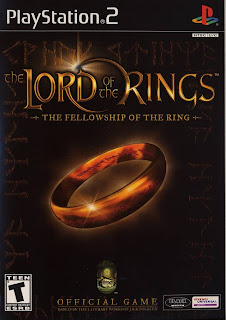 The Lord of the Rings: The Fellowship Of The Ring (PS2) 2002