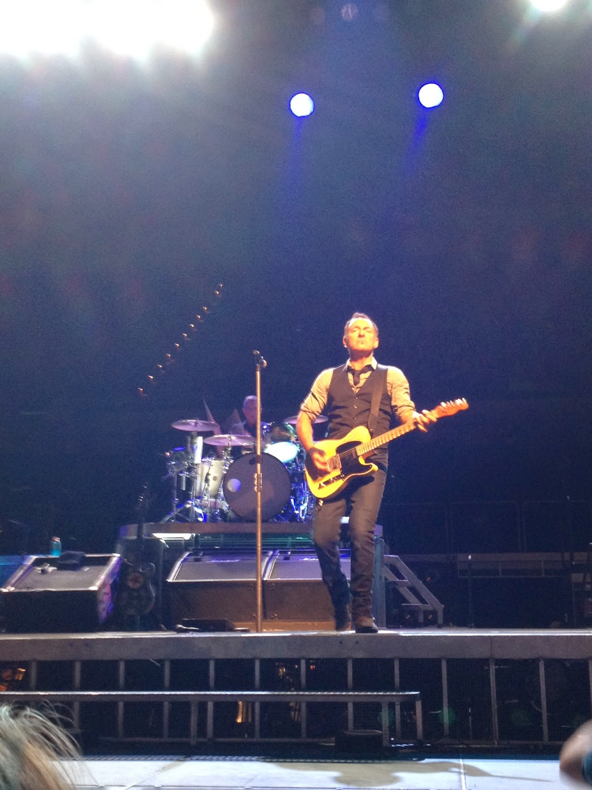 Seconds Steel Adelaide Bruce Tour Will Springsteen Tour Australia In 2015