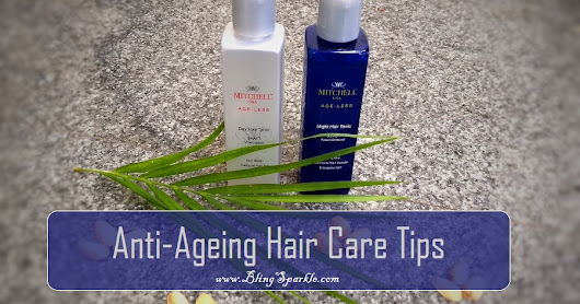 7 Anti-Aging Hair Care Tips for Healthy, Shiny and Younger Looking Hair