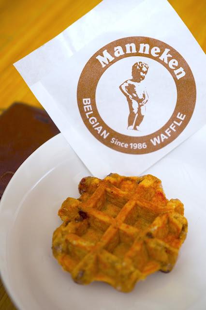 Mannekan Japanese Waffles since 1986
