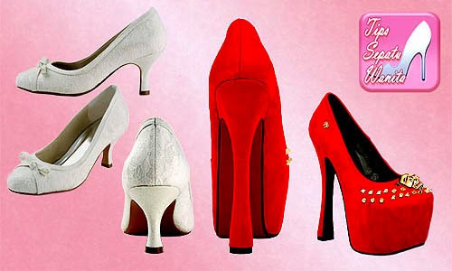 Stabilitas Spool High Heels