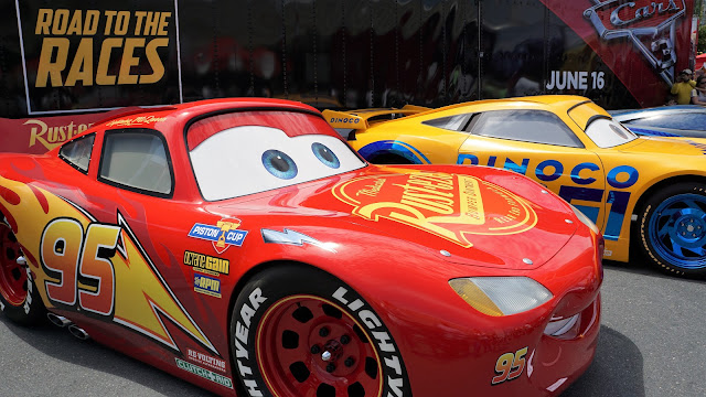 Cars 3, movie, review, kids