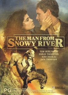 The Man From Snowy River – DVDRIP SUBTITULADA