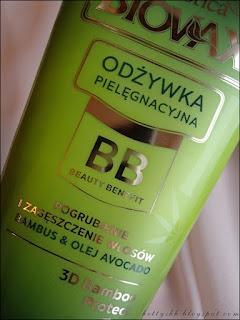 bambus & olej avocado