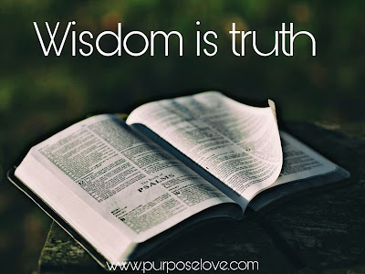 Wisdom is Truth