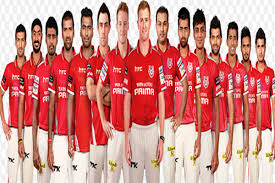 Kings XI Punjab Squad
