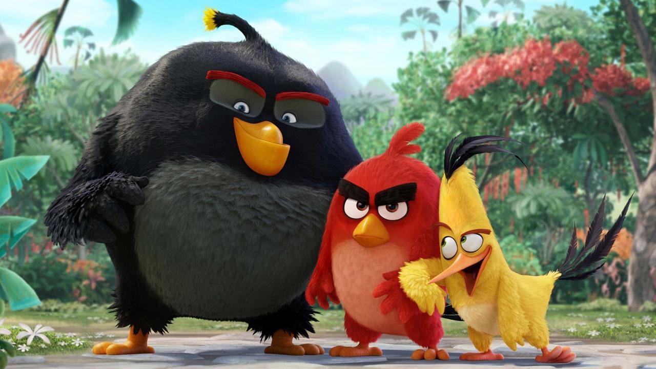 Se confirma Angry Birds La Pelicula 2 para 2019