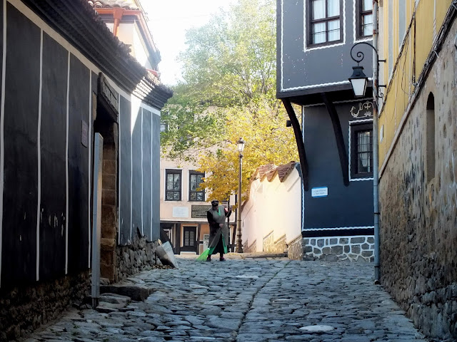 casco antiguo de plovdiv