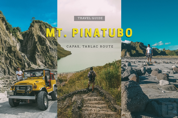Travel Guide: Mt. Pinatubo 4x4 Adventure and Trek