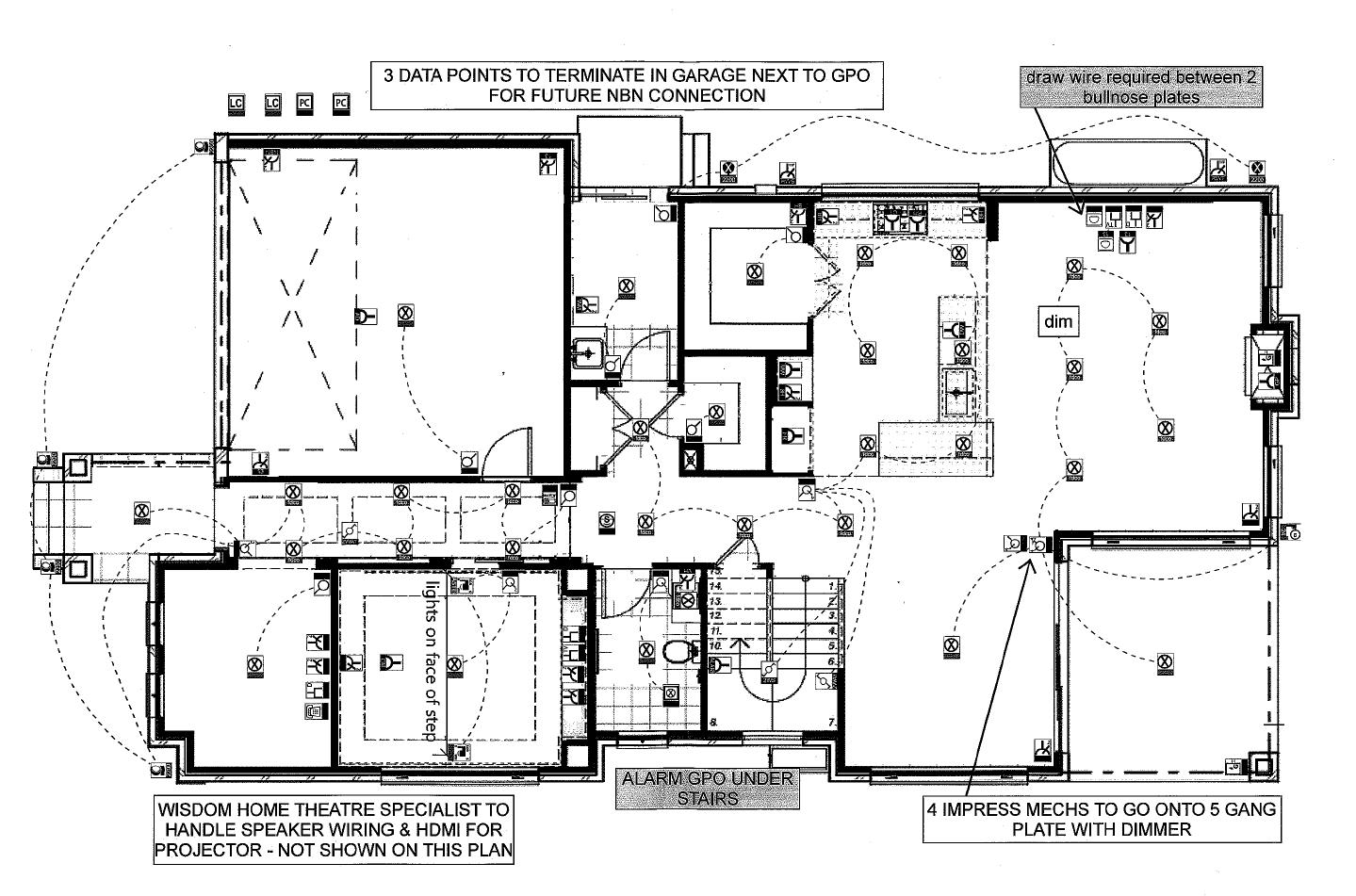 Le Voyage Du Chateau De La Milburn Final Plans
