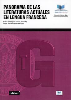 Panorama de las literaturas actuales en lengua francesa / Elena Meseguer Paños