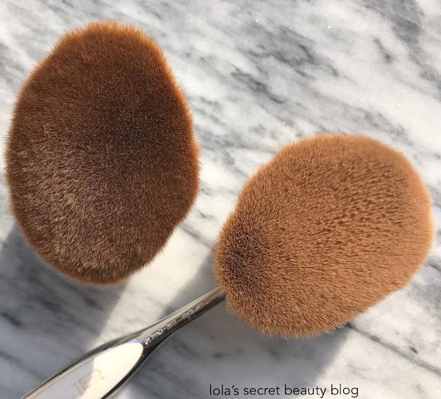 Lola 39 s secret beauty blog artis palm brush artis brush for Brush craft vs artis