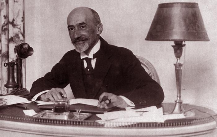 Biografía de Jacinto Benavente