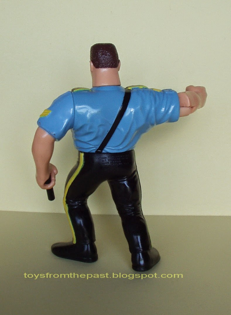 Toys From The Past 433 Hasbro S Wwf Big Bossman 2 Sgt
