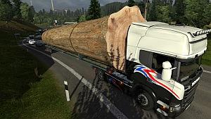 Baobab - massive tree trailer mod