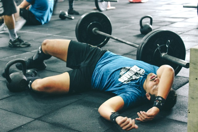 Rest muscles