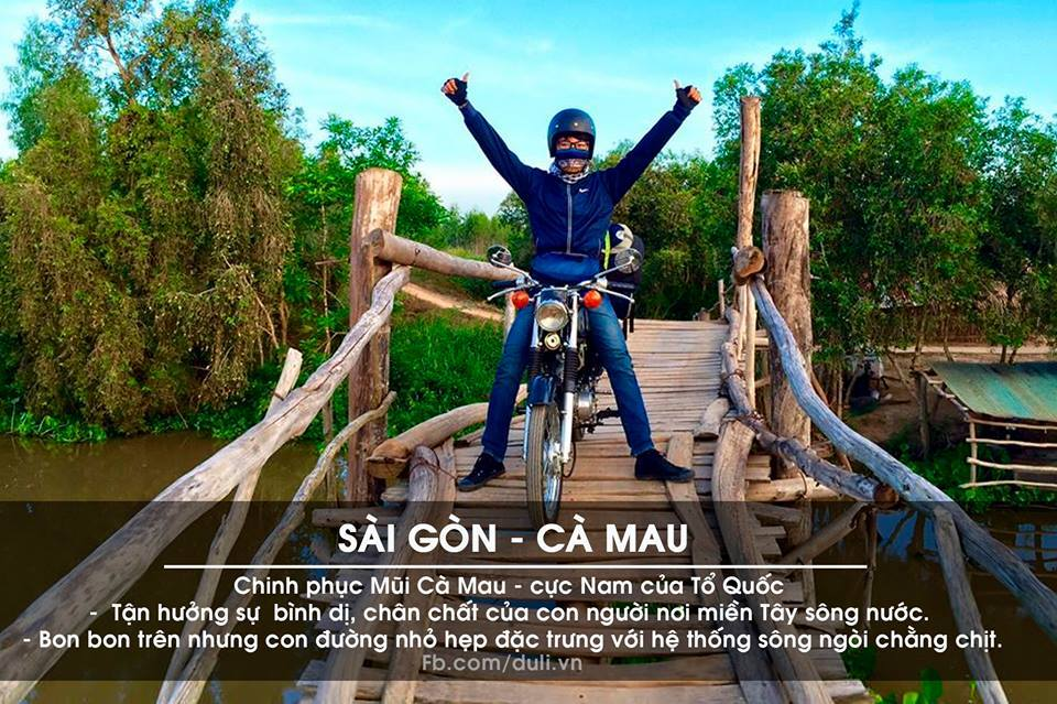 Sài Gòn - Cà Mau