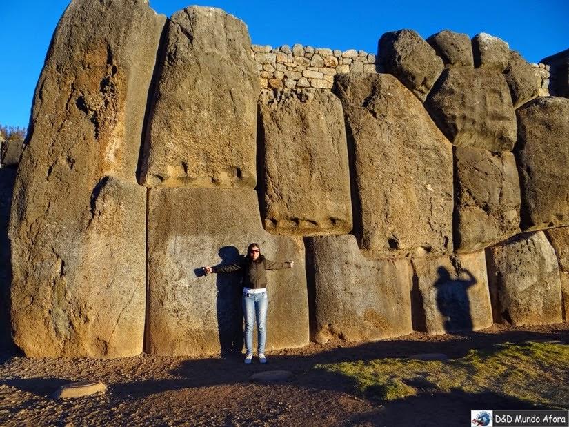 Saqsayhuaman - City Tour em Cuzco
