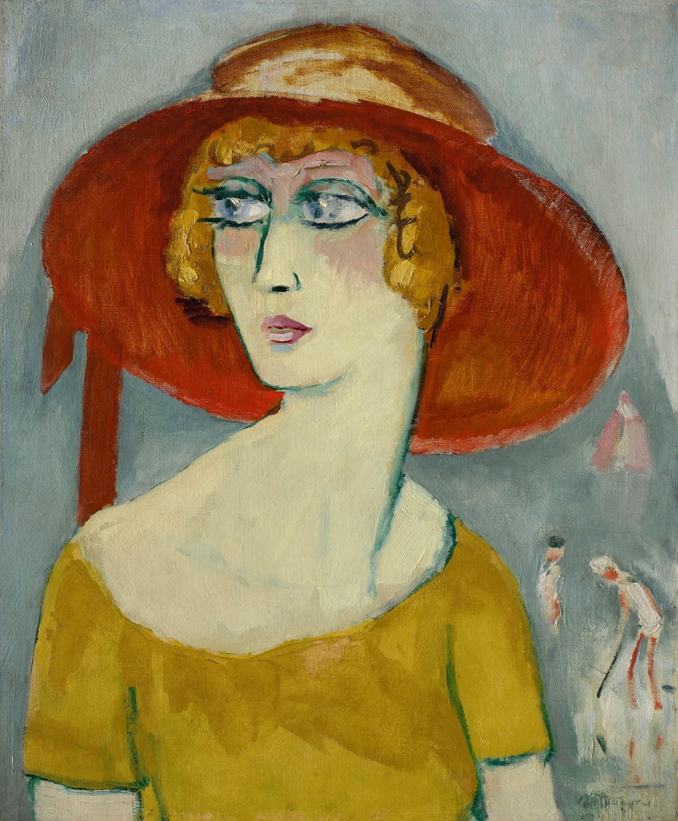 Kees VAN DONGEN (1877-1968) ✿ Part.2 | Catherine La Rose ~ The ...