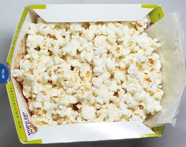 Skinny Pop Sea Salt Popcorn