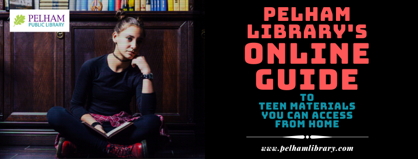 Pelham Library Teen Blog