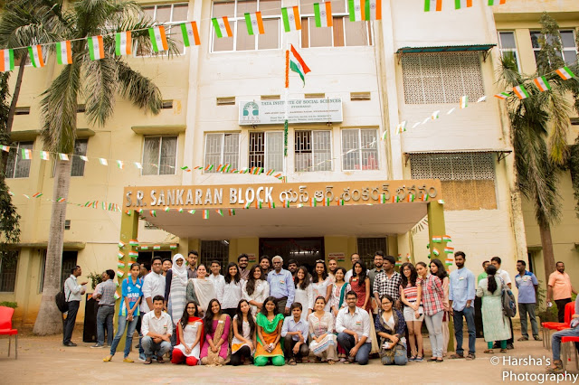 68th Republic Day Celebrations at Tata Institute of Social Sciences, Hyderabad