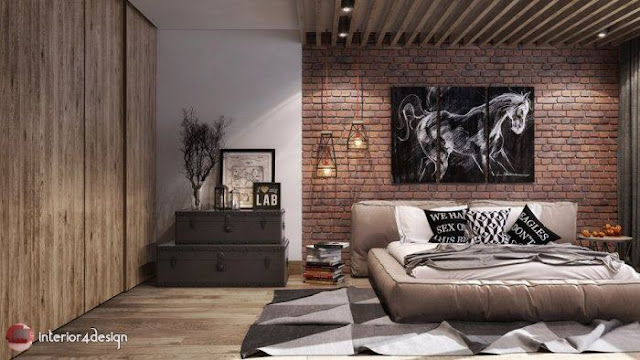 Industrial Style Decor 14