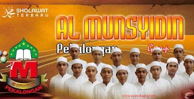 Download Kumpulan Sholawat Al Munsyidin Mp3 Lengkap