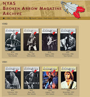 Broken Arrow Magazine Archiv