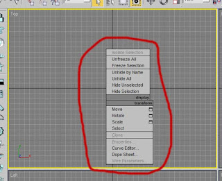 Tutorial 3D Studio Max Mengenal Menu Quad