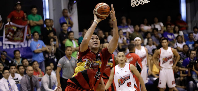 Top 10 Leading MVP Candidates 2017 PBA Governors' Cup (updated list)