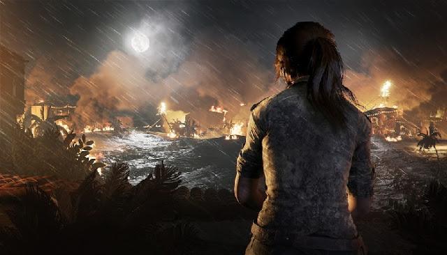 الاصدار الثالث من تصحيح Shadow of the Tomb Raider ، وملاحظات التصحيح