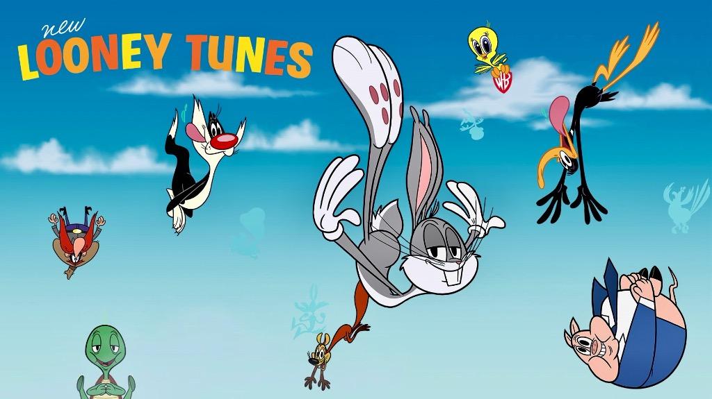 Toons Mania The New Looney Tunes Wabbit
