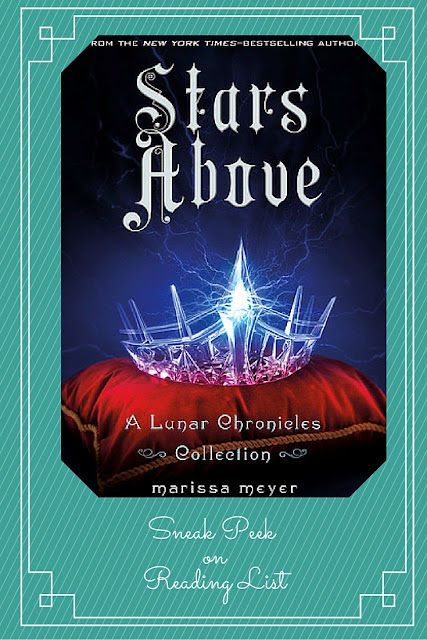 Stars Above  A Sneak Peek on Reading List