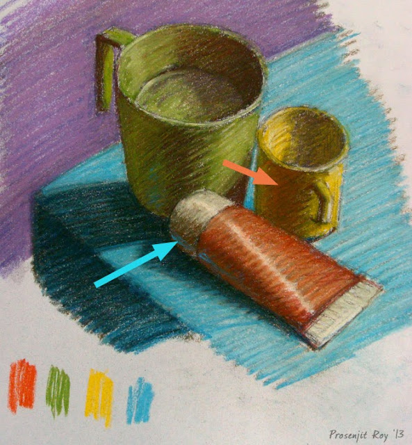 A few basics on drawing and painting - Pencil Jammers