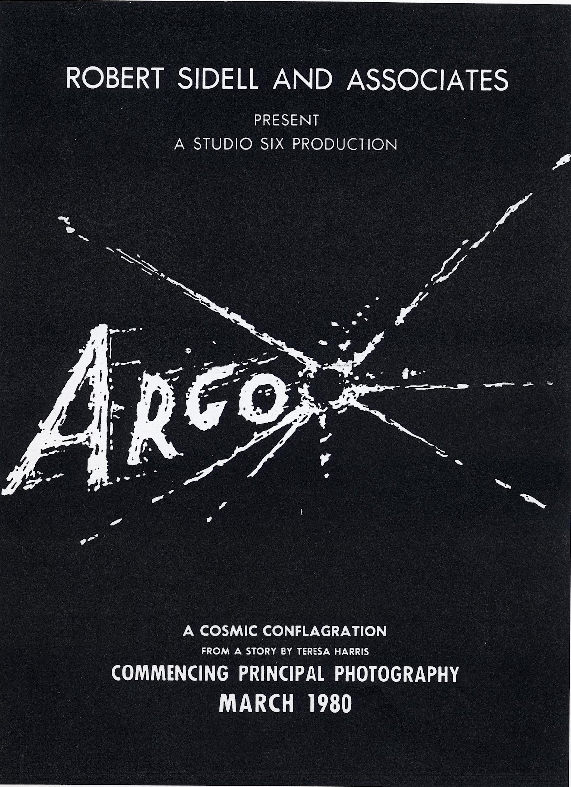 Film from a clearer world: Argo - Affleck Flaunting ...