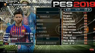 PES 2019 v9 by Total Gamer PPSSPP