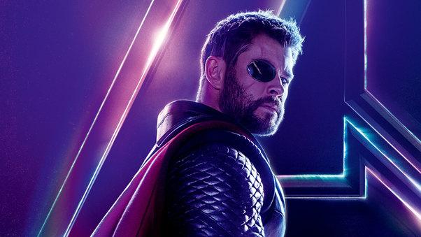 Comic Characters' Thor Odinson