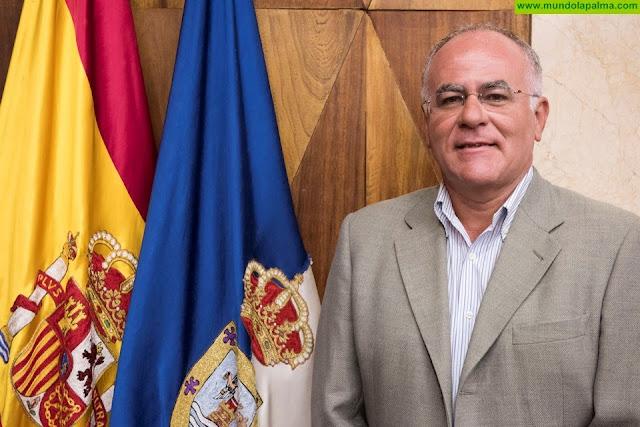 Carlos Cabrera sostiene que los enfrentamientos entre PSOE y CC no pueden pagarlos los palmeros