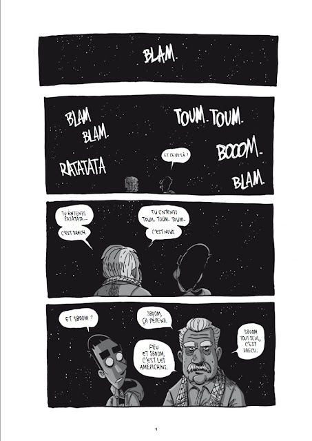 Kobane Calling page 7 aux éditions Cambourakis