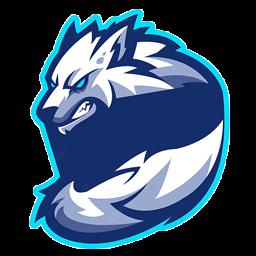 mentahan logo serigala keren