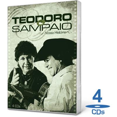 É Mentira Dela - Teodoro & Sampaio - YouTube