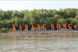 Hutan Mangrove Pantai Karangsong