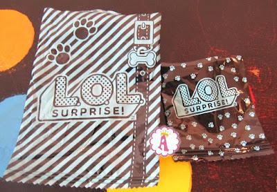 Оригинальные пакеты от игрушек и аксессуаров LOL Surprise Pets 3